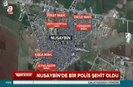 Nusaybin'de bir polis şehit oldu