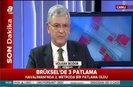 AB Bakanı Bozkırın Brüksel açıklamaları