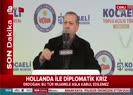 Erdoğan, Hollanda Başbakanı'nın küstah cevabını açıkladı