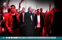 Erdoğan mezhepçiliğe karşı dimdik durdu!