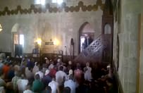 FETÖ'cü teröristler camide olay çıkardı!