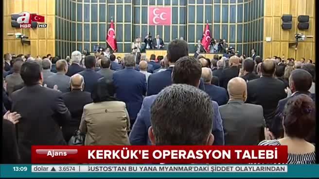 Kerkük'e operasyon talebi