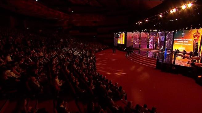 54. Uluslararası Antalya Film Festivali Açılış Töreni A Haber'de!