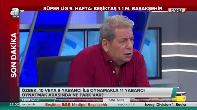 Dursun Özbek: Yasakçılığın çok faydalı olacağını düşünmüyorum