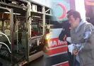 Yenibosna'da metrobüs kazası! Yaralılar hakkında son durum