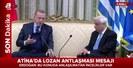 Erdoğan'dan, Yunan mevkidaşına Kıbrıs çıkışı