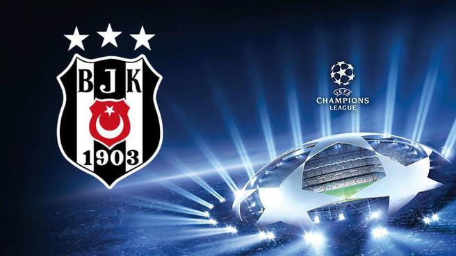 Beşiktaş, Şampiyonlar Ligi'nde Bayern Münih ile eşleşti