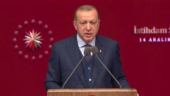 Erdoğan'dan iş dünyasına çağrı