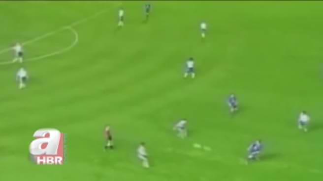 Roberto Carlos'un Tenerife'ye attığı efsane gol
