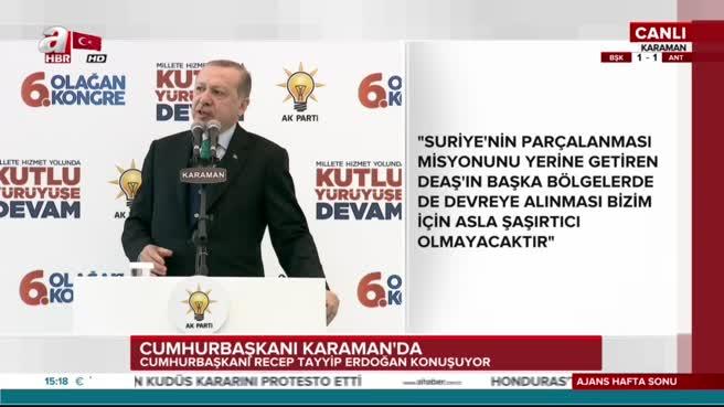 Erdoğan: Kudüs'te Büyükelçiliğimizi açacağımız günler yakın