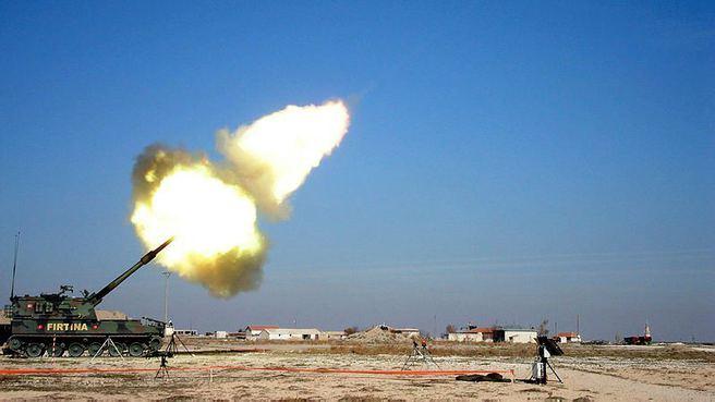 Afrin'deki terör yuvalarını darmadağın eden fırtına obüsleri nasıl üretiliyor?