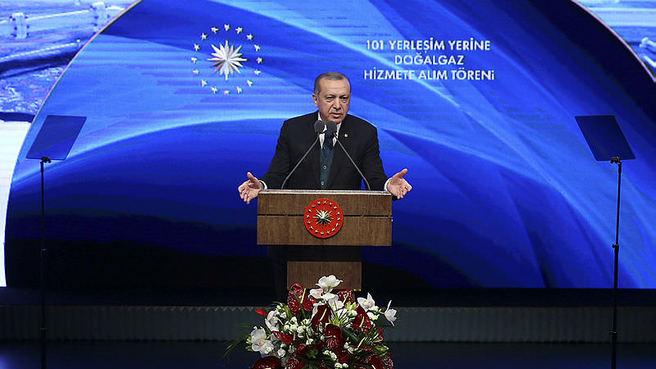 Cumhurbaşkanı Erdoğan: Akkuyu Nükleer Santrali'ni Putin ile beraber açacağız