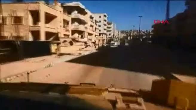 TSK Afrin'den görüntü paylaştı!