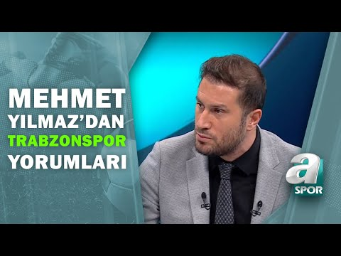 Mehmet Yılmaz: Yeni Gelen Oyuncularla Trabzonspor Daha İyi Olacaktır / Takım Oyunu / 16.01.2021