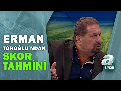 Erman Toroğlu: Beşiktaş-Galatasaray Derbisi Bana 2 - 2 Bitecek Gibi Geliyor? / Takım Oyunu
