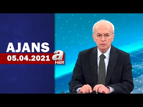 Can Okanar İle Ajans / A Haber / 05.04.2021