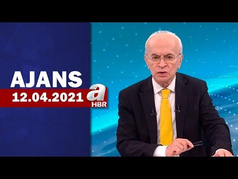 Can Okanar İle Ajans / A Haber / 12.04.2021