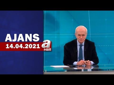 Can Okanar İle Ajans / A Haber / 14.04.2021
