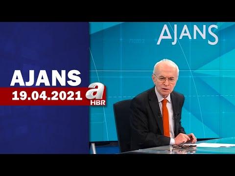 Can Okanar İle Ajans / A Haber / 19.04.2021