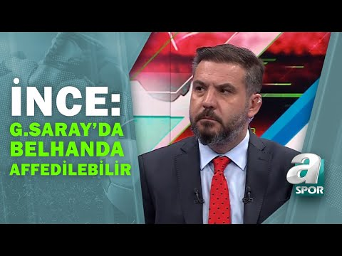 Aykut İnce: Galatasaray'da Belhanda Affedilebilir / Transfer Raporu / 22.06.2021
