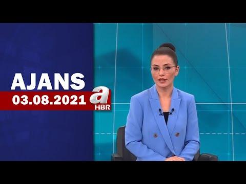 Banu El İle Ajans / A Haber / 03.08.2021
