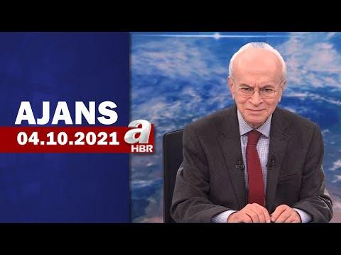 Can Okanar İle Ajans / A Haber / 04.10.2021