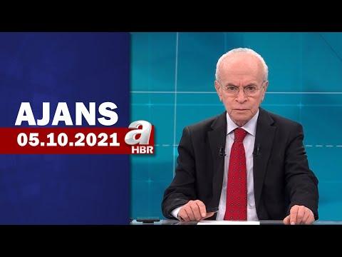 Can Okanar İle Ajans / A Haber / 05.10.2021