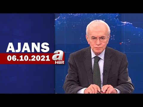 Can Okanar İle Ajans / A Haber / 06.10.2021