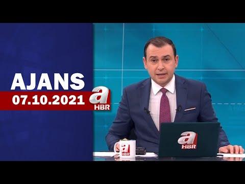 Haktan Uysal İle Ajans / A Haber / 07.10.2021
