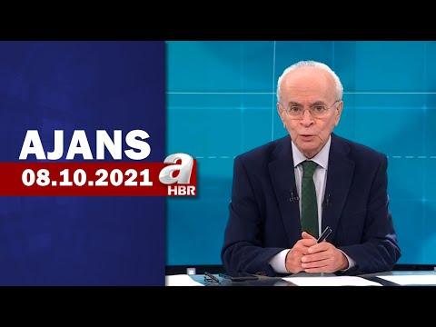 Can Okanar İle Ajans / A Haber / 08.10.2021