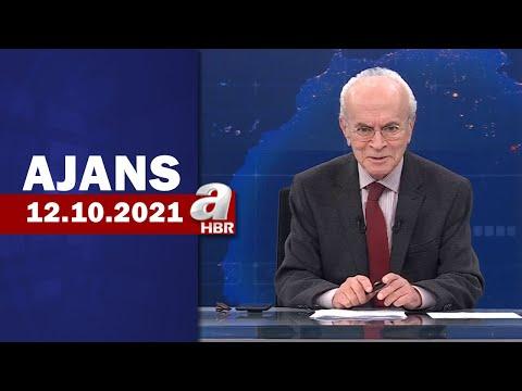 Can Okanar İle Ajans / A Haber / 12.10.2021