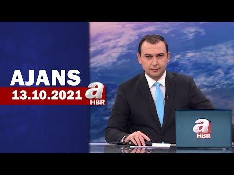 Haktan Uysal İle Ajans / A Haber / 13.10.2021