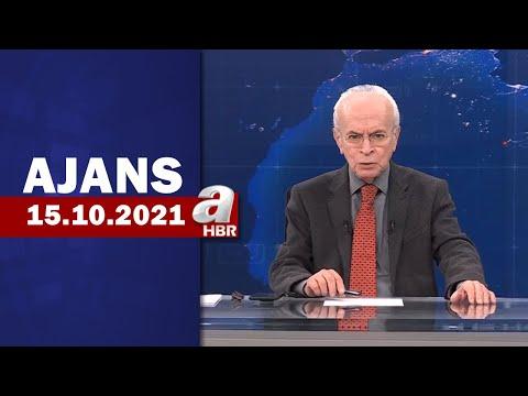 Can Okanar İle Ajans / A Haber / 15.10.2021